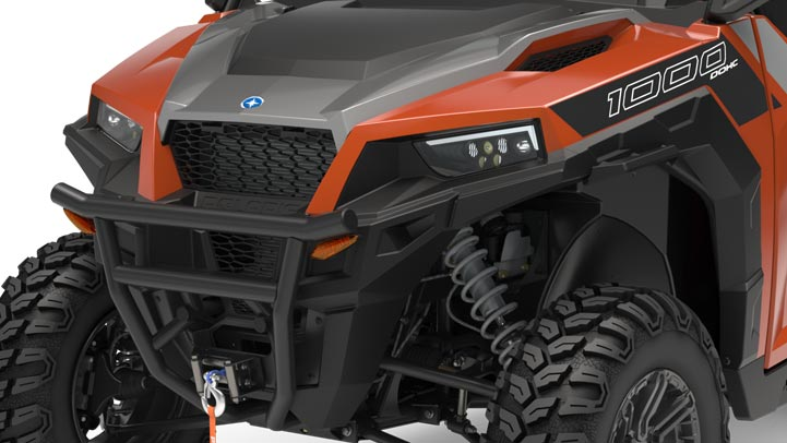 Polaris General 1000 EPS Deluxe ABS - ACCESSOIRES LOCK&RIDE